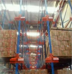 惠州通廊式货架
