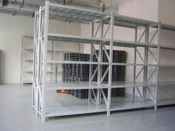背网层板货架